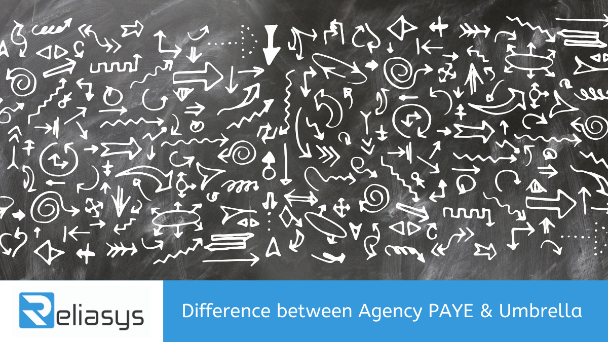 Difference between Agency PAYE and Umbrella