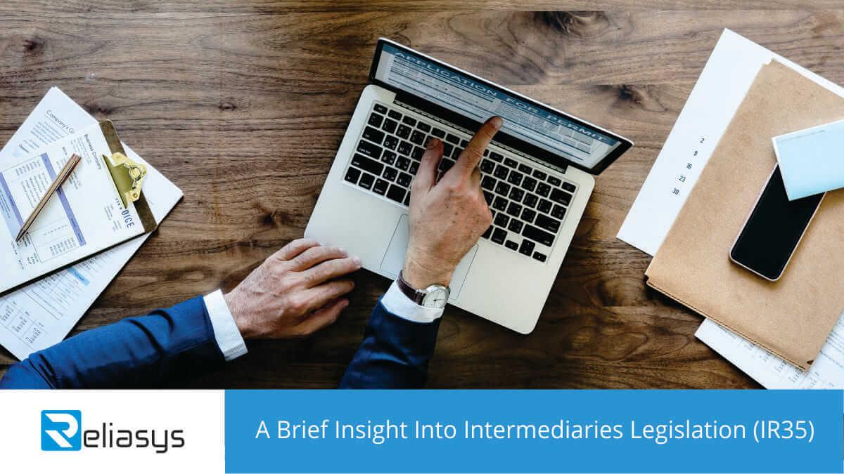 Intermediaries Legislation (IR 35)