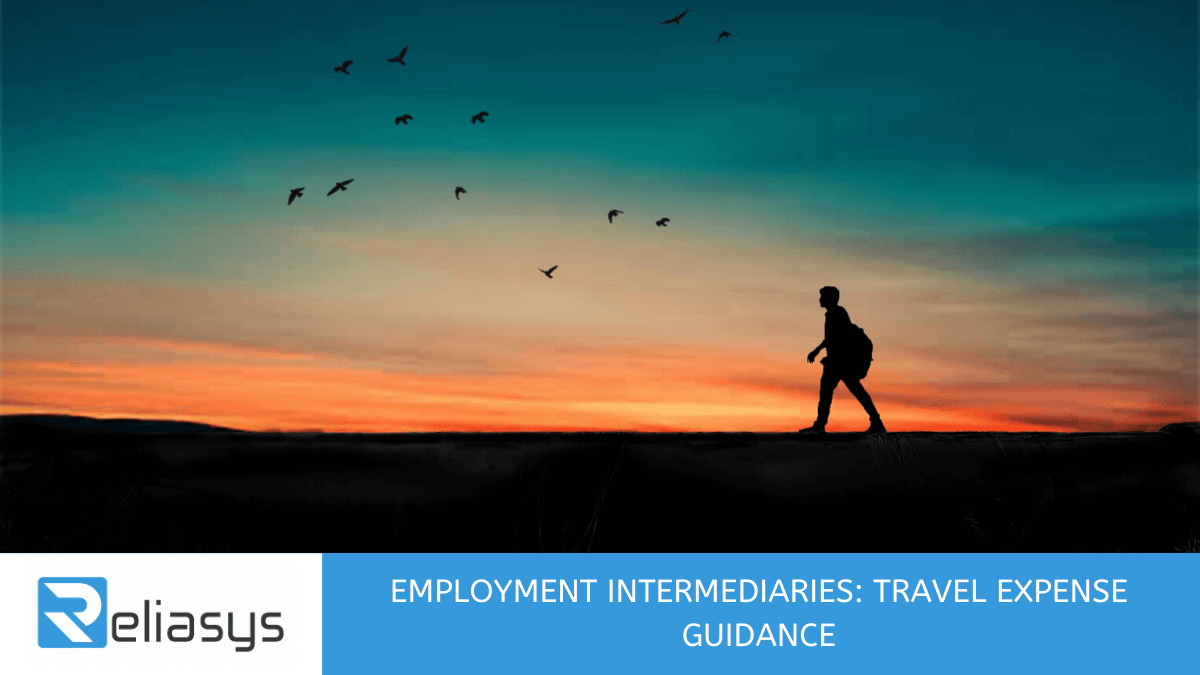 Employment Intermediaries: Travel Expense Guidance
