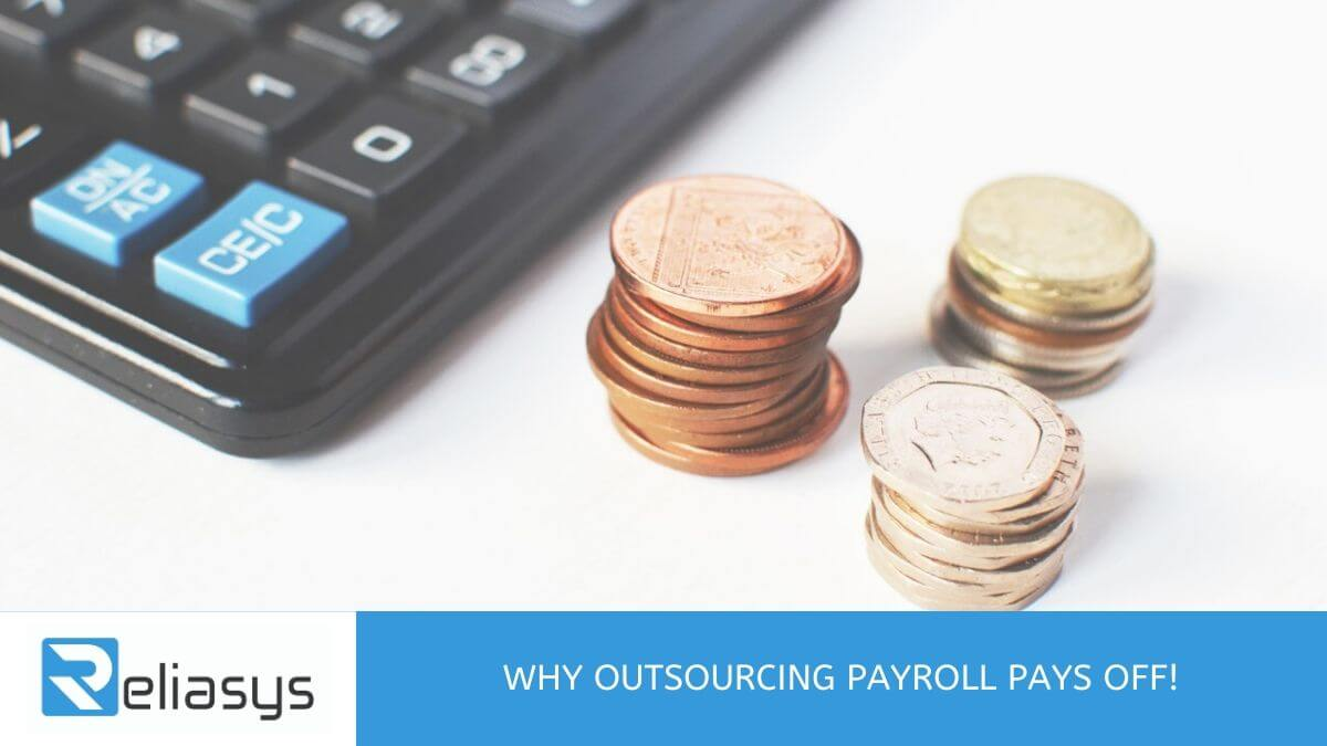 Why Outsourcing Payroll Pays Off